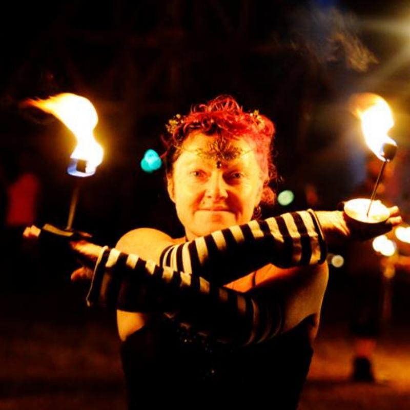 Fire Palm Candles - Onur Karaozbek Photography - 800 x 800