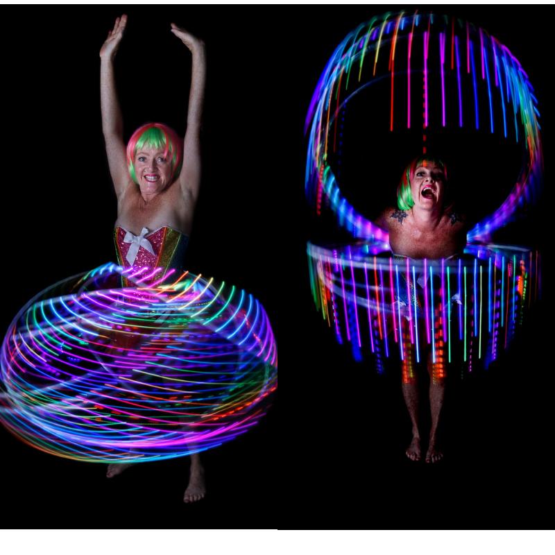 Ju La La - The La La Sistarz - LED #2 - 800 x 800
