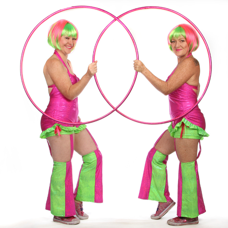 La La Sistarz - 2 Hoops Eye- 800x800