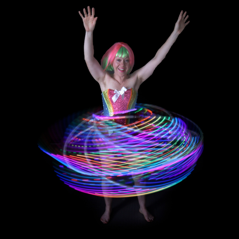 Li La La - LED Skirt - The La La Sistarz - 800x800